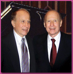 Richard and John Contiguglia